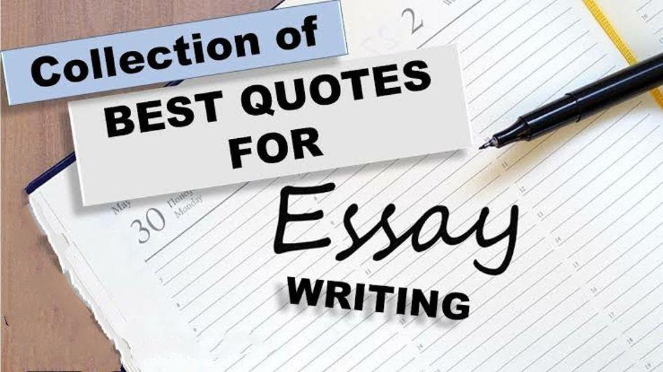 Essay heading
