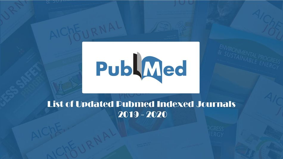 Pubmed journals list