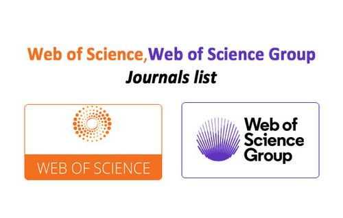 Web of science indexed journals