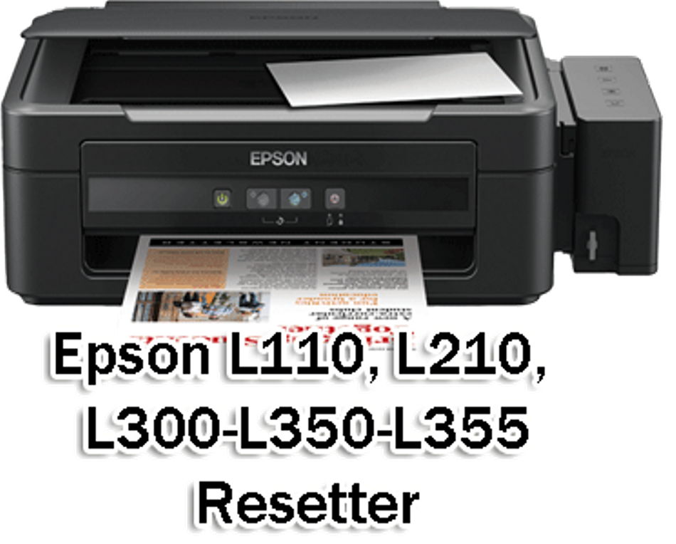 Resetter Epson L  Download | Daryl Driver