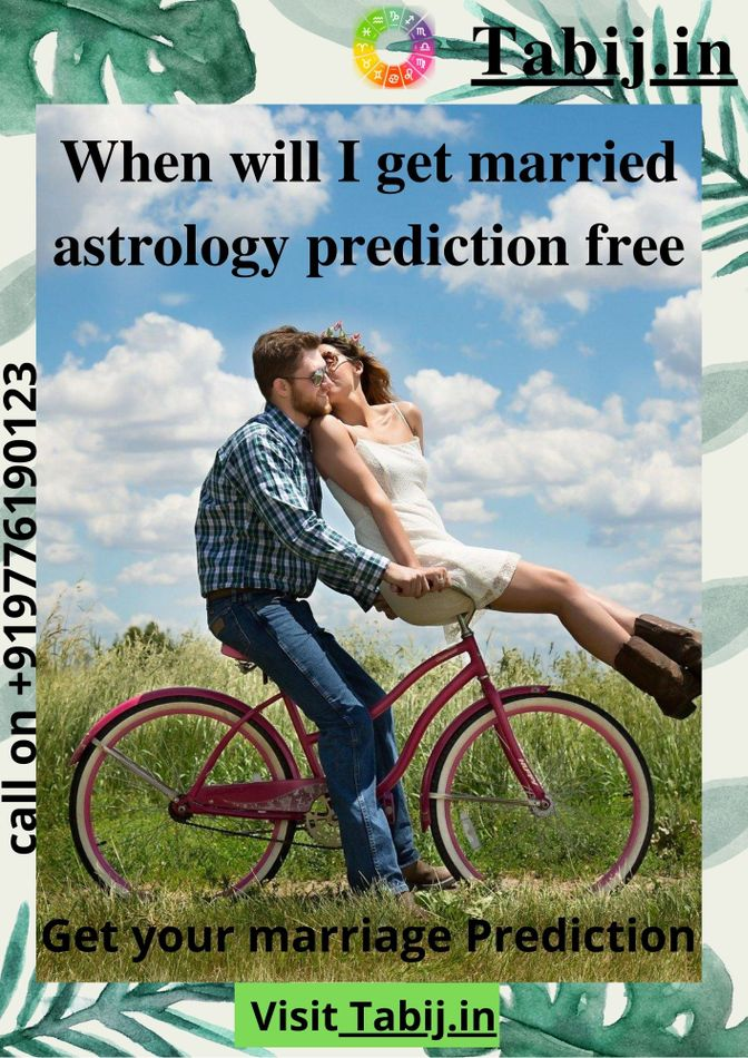 when will i get married astrology