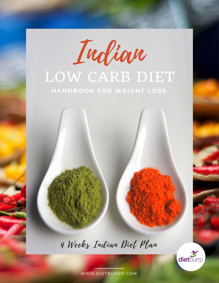 Indian Low Carb Diet For Weight Loss ( 30 days detailed ...