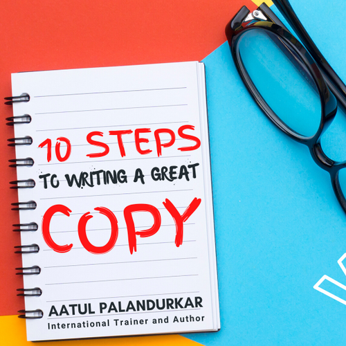 10 Steps to Writing a Great Copy