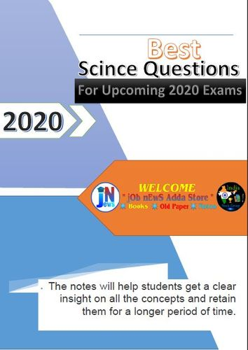 Science Notes for competitive Exams (The Best Science Notes ever)